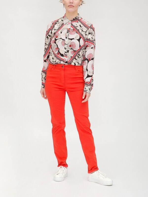 Mona Slim Stretch Trousers