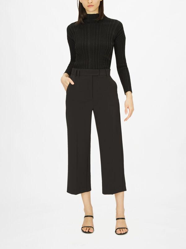 Mayaca Single Pleat Trouser