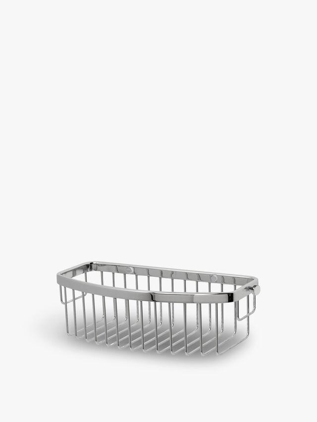 Classic D-Shaped Basket