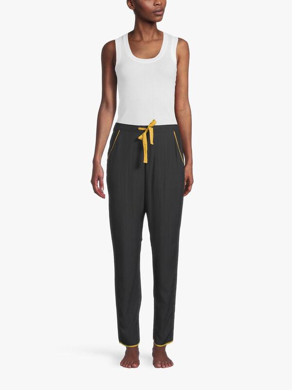 Rachel Herringbone Pants