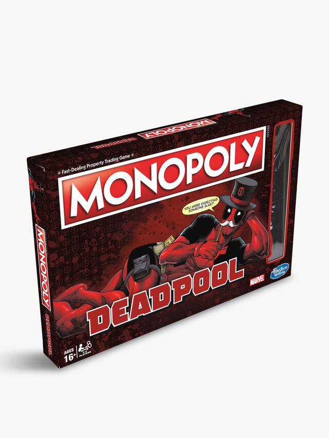 Monopoly Marvel Deadpool Edition