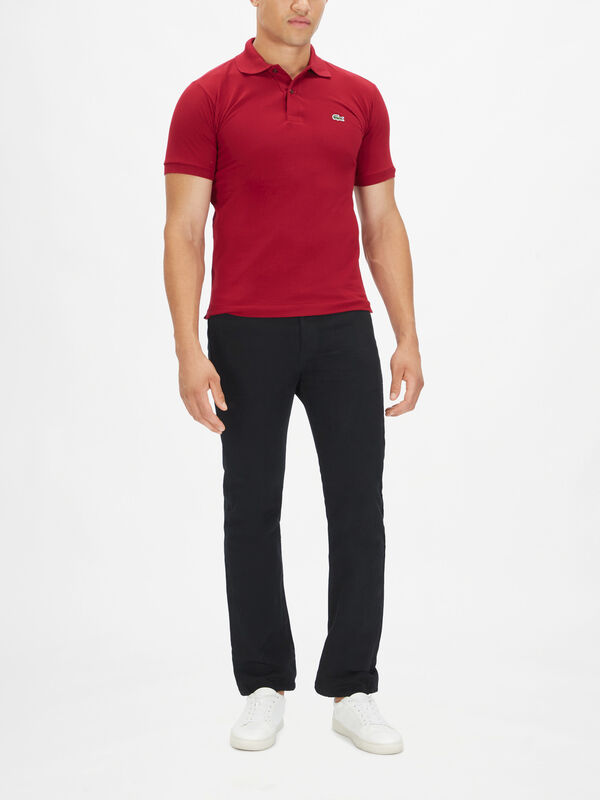 Classic-Fit Polo Shirt
