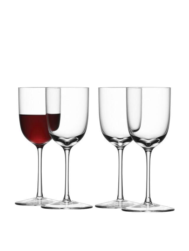 Port Glass Set of 4