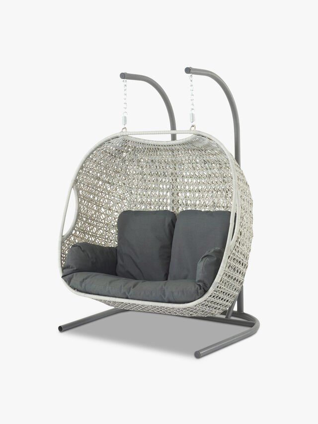 Monterey Double Hanging Cocoon with Cushion