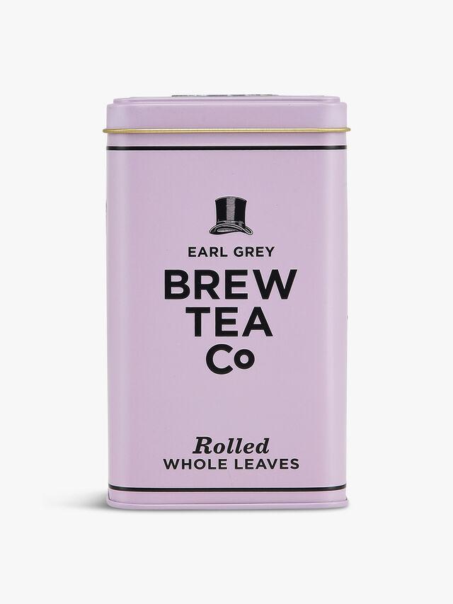 Tea Tin loose leaf Earl Grey