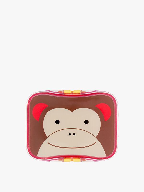 3 Piece Lunch Kit Monkey