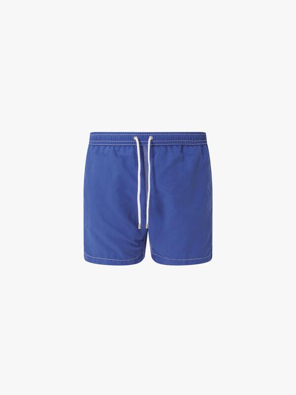 Solid Classic Swim Shorts