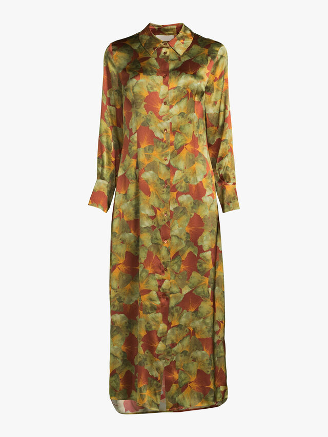 Brest Printed Dress