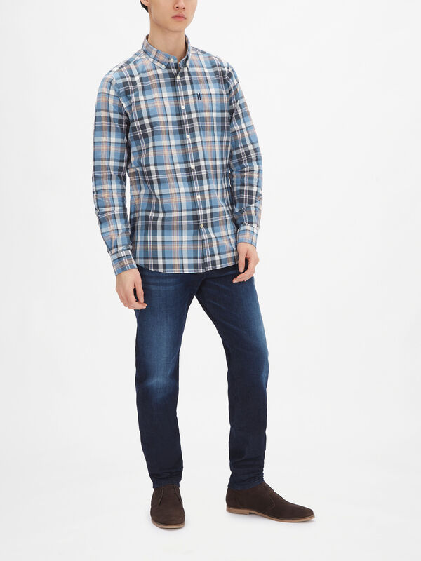Madras 10 Tailored Shirt