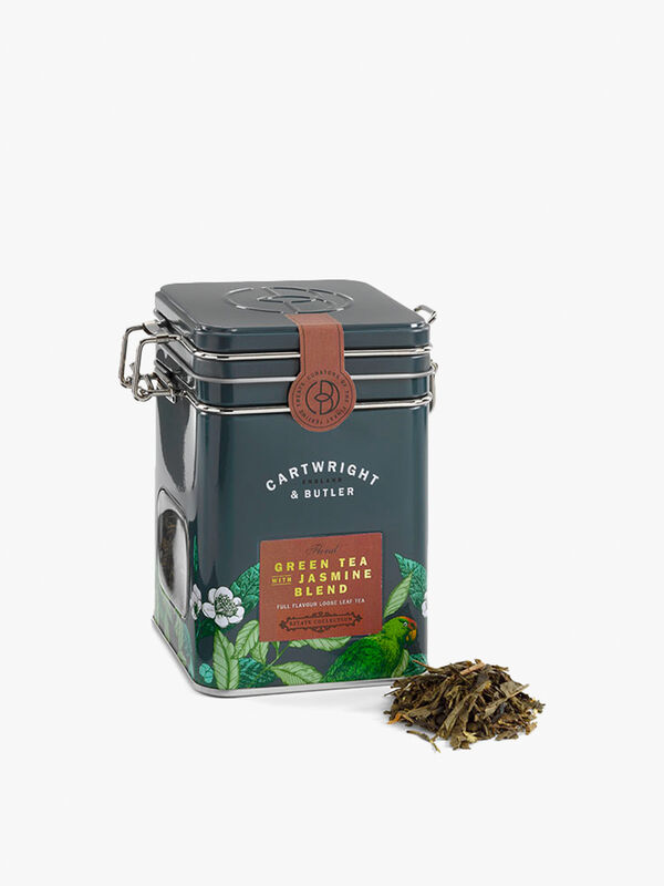 Green Tea Jasmine Caddy