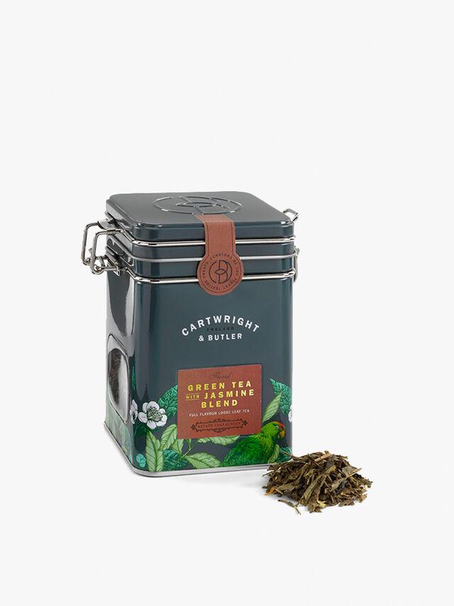 Green Tea Jasmine Caddy