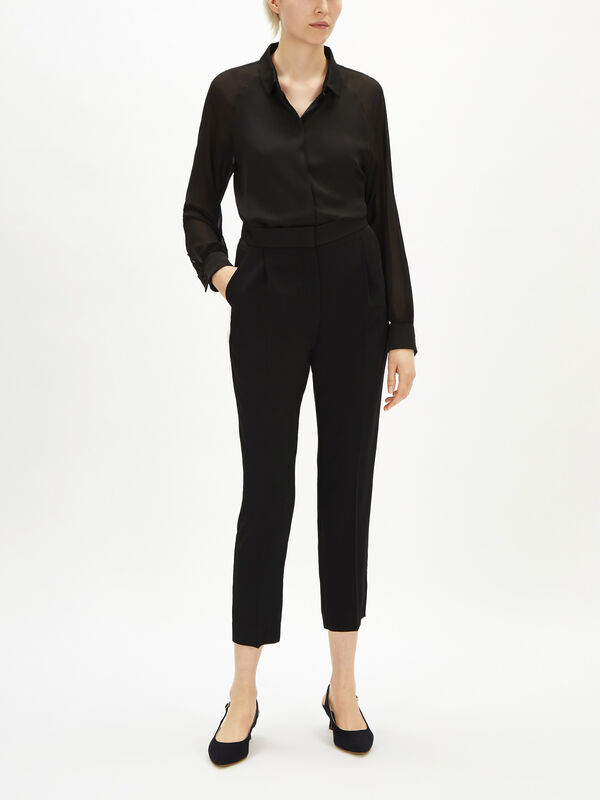 Izabel Straight Trouser