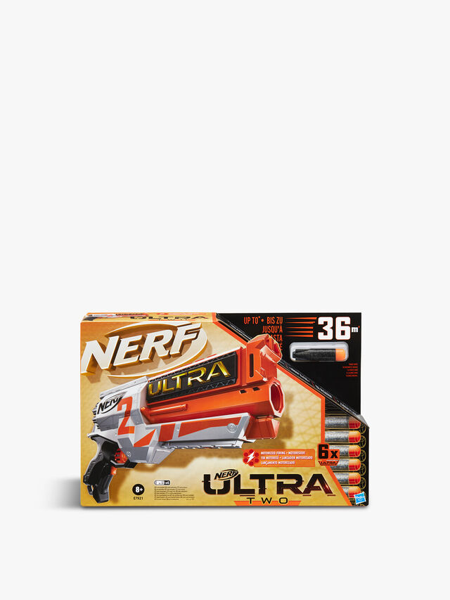 Ultra Two Motorized Blaster