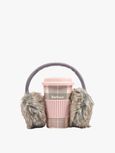 Travel Mug & Earmuff Set