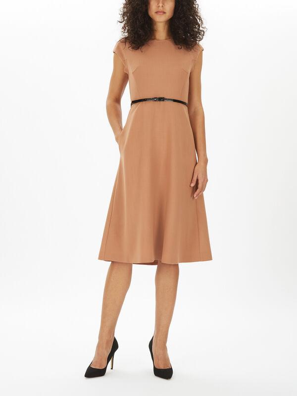Rosanna Capped Sleeve Dress