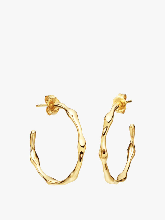 Molten Large Hoops