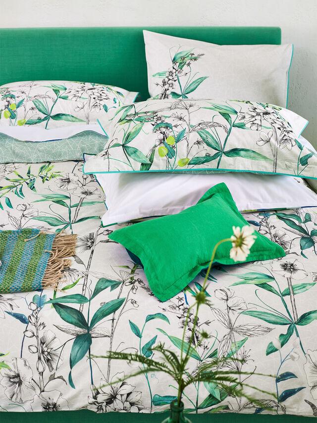 Emilie Oxford Pillowcase