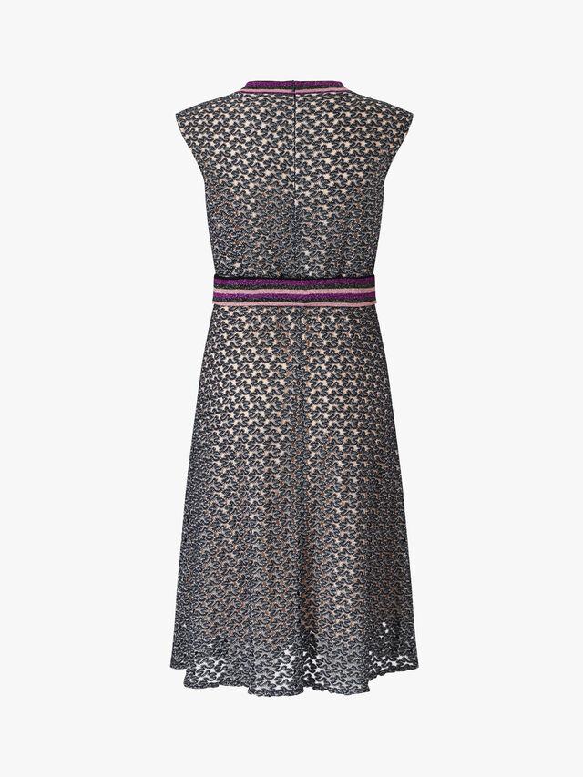 Presenza Lurex Sleeveless Dress