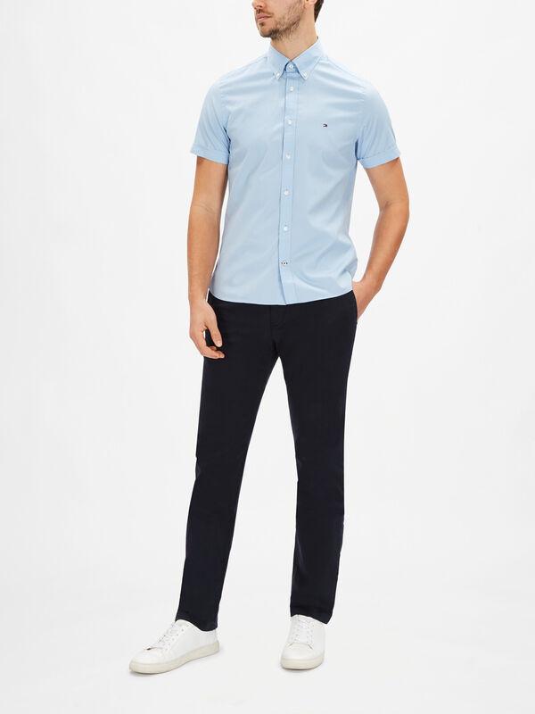 Poplin Short Sleeve Shirt