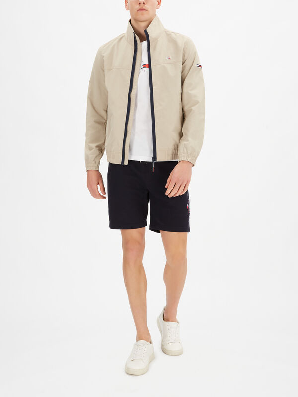 Essential Casual Bomber Jacket