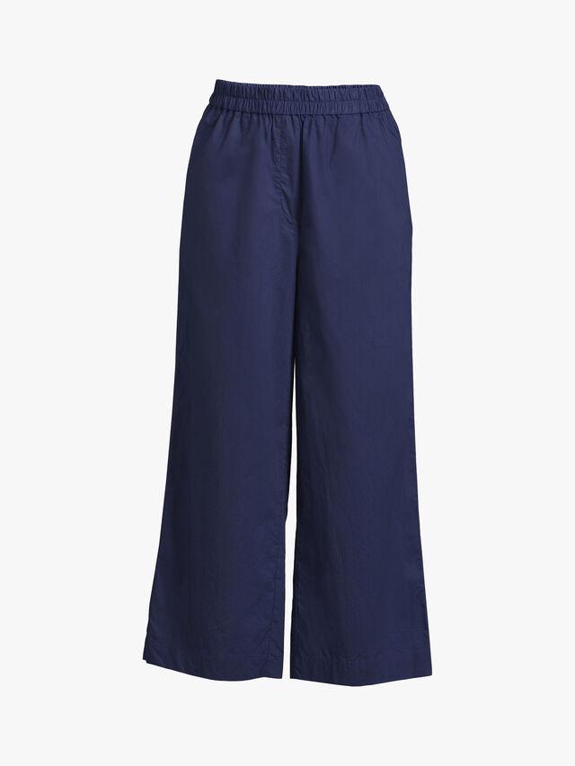 Pari Wide Leg Pull On Trouser