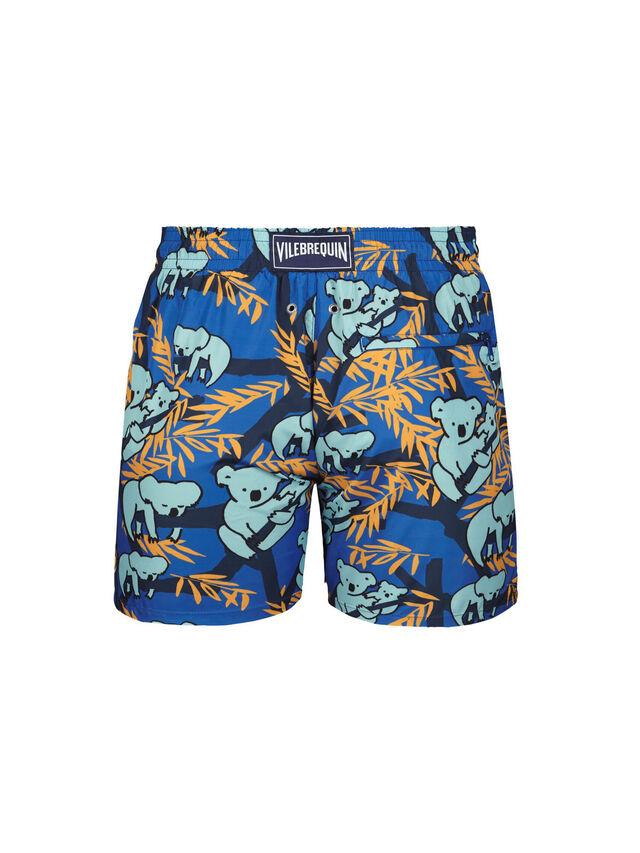 Mahina Koala Print Swim Shorts