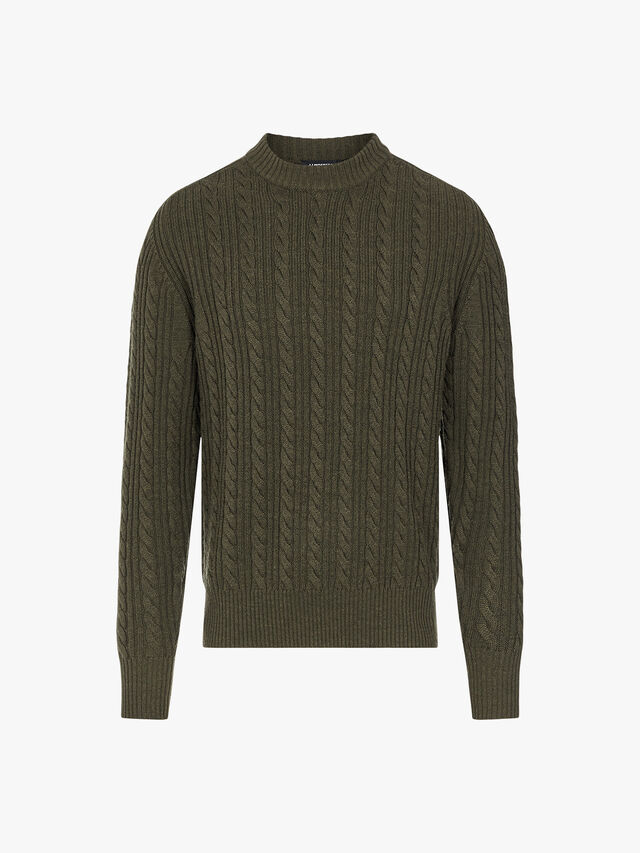 Henry Cable Sweatshirt