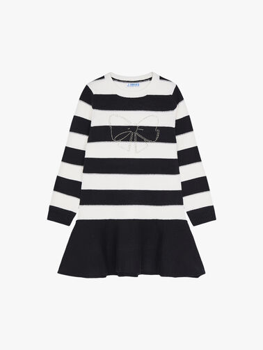 Knitted-Striped-dress-4919-AW21