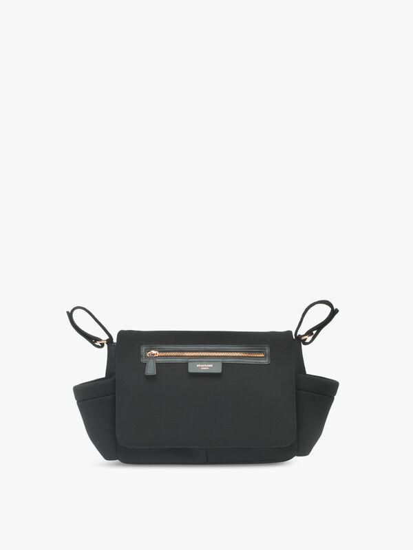 Stroller Organiser Luxe Scuba Changing Bag