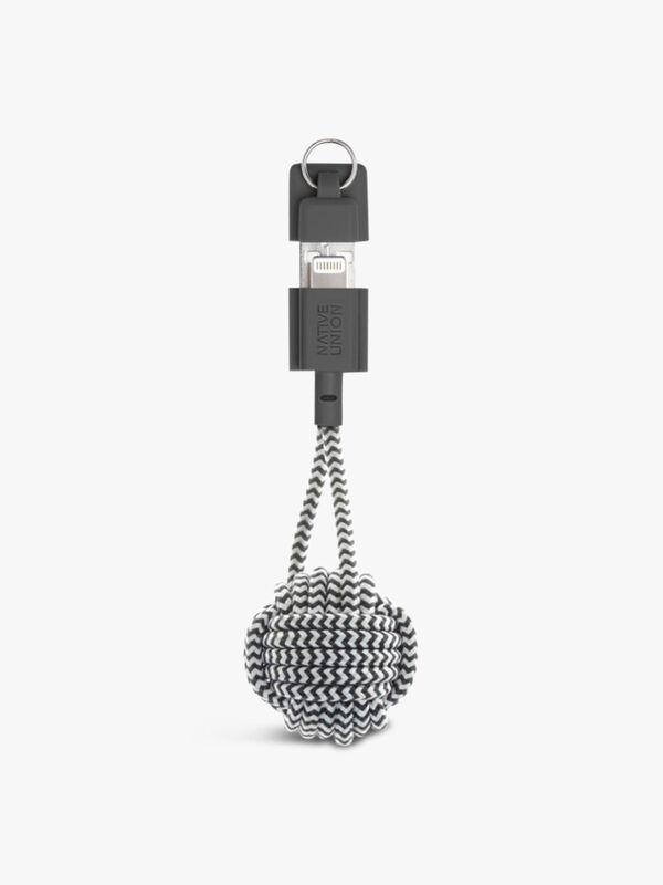 Key Cable Zebra