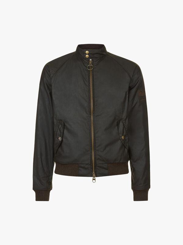 Merchant Wax Jacket