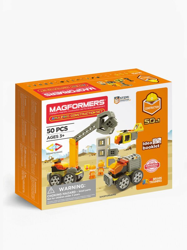 Amazing Construction Magnetic Set
