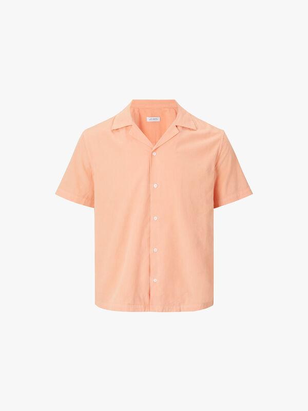 Canty Cord Cuban Collar Shirt
