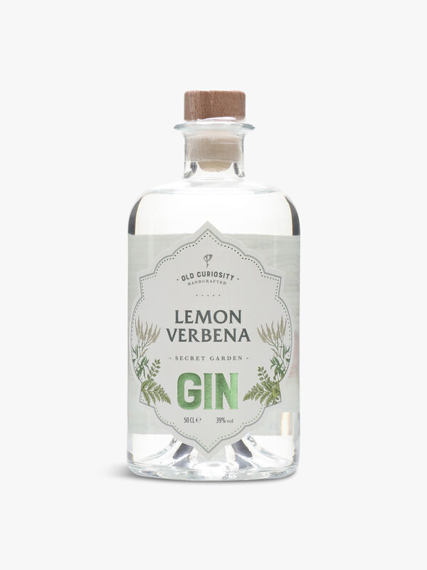 Lemon Verbena Gin 50cl