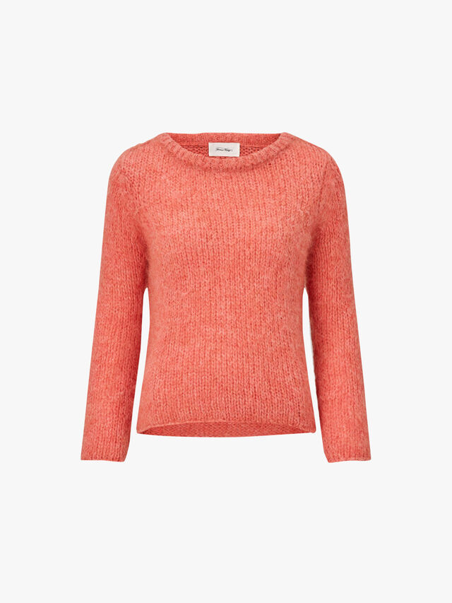 Boat Collar Long Sleeve Sweater