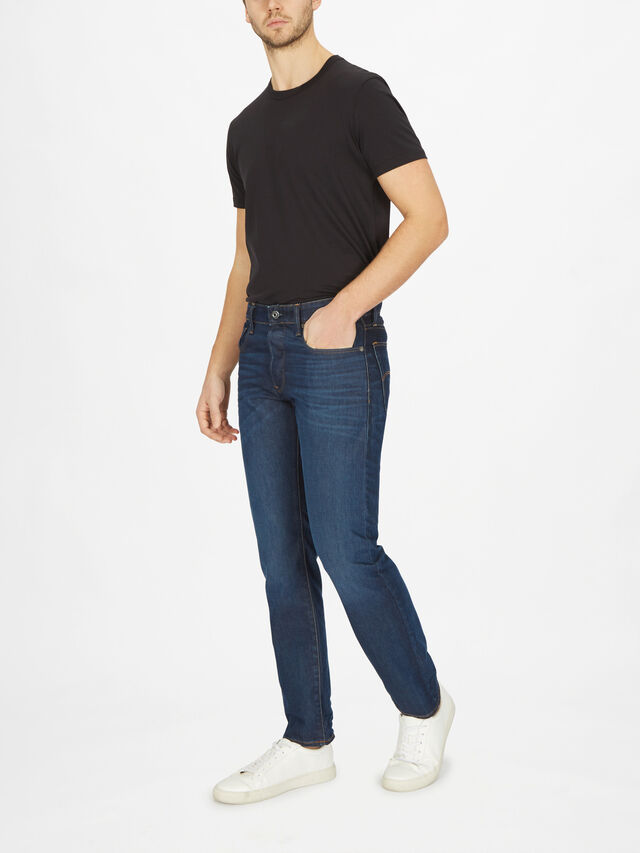 3301 Straight Hydrite Jeans