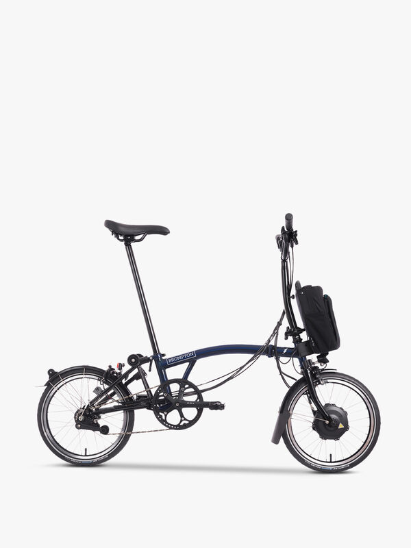 Brompton M6L Folding Electric Bike