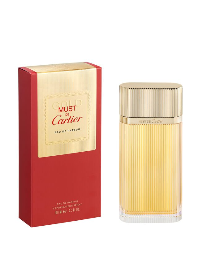 Must de Cartier Gold Eau de Parfum 100ml