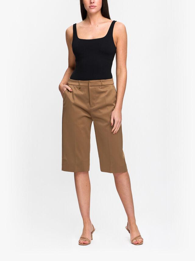 Mind Satin City Shorts