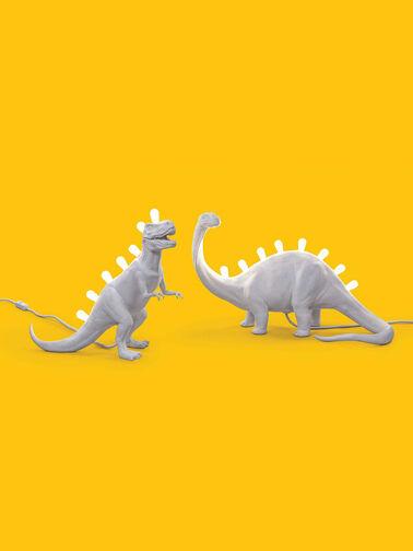 Dinosaur Brontosaurus Lamp