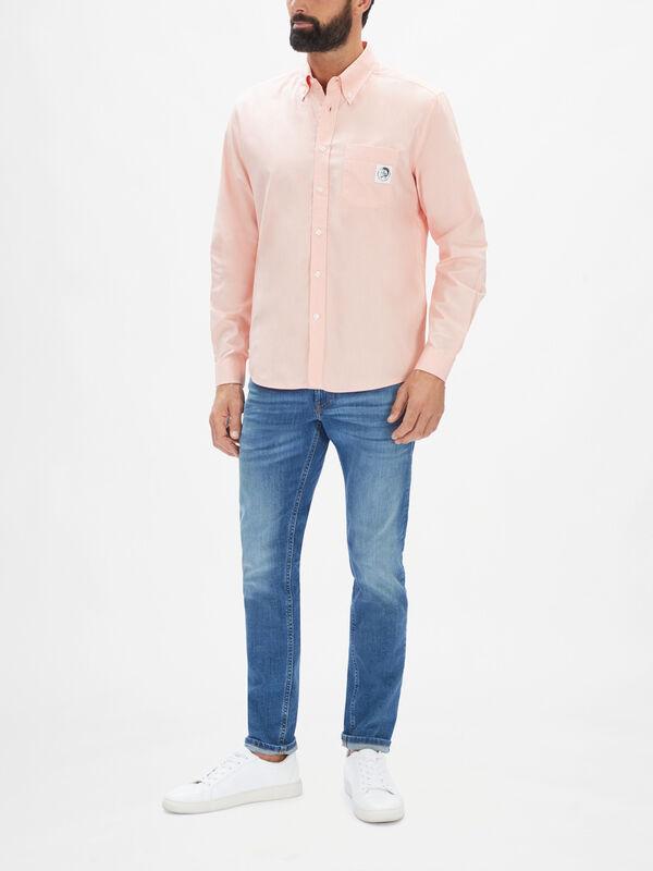 S-James Oxford Shirt