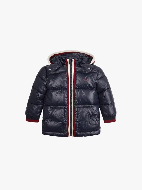 Shiny Puffa Jacket