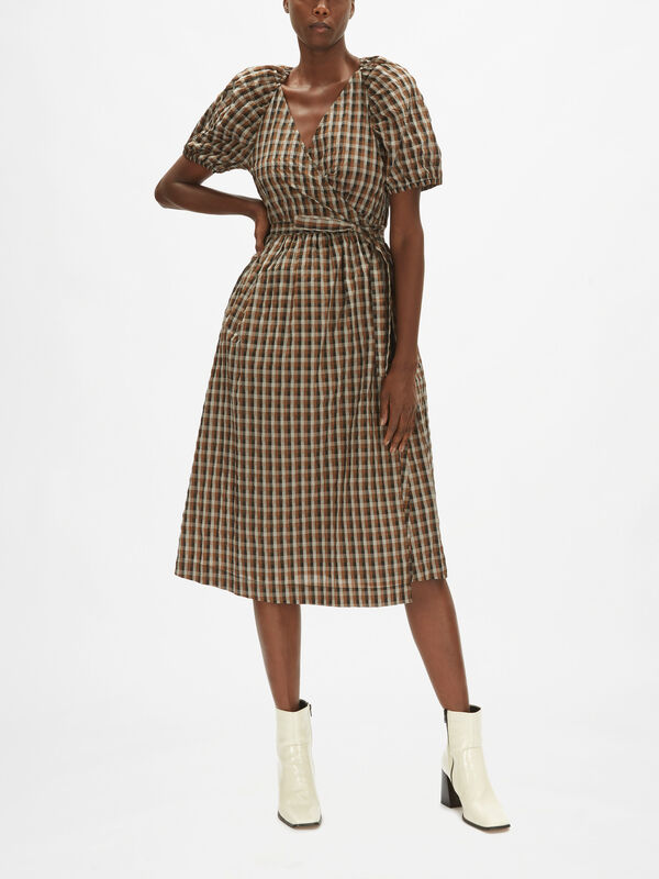 Adalaine Midi Dress