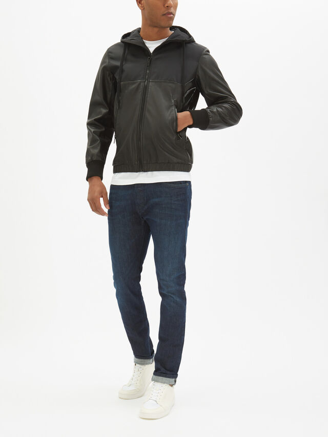 L-Carrs Leather Jacket