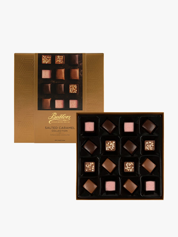 Salted Caramel Café Collection 240g