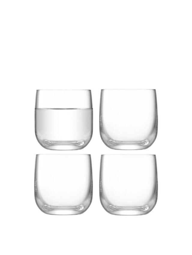 Borough Shot Glass Set of 4