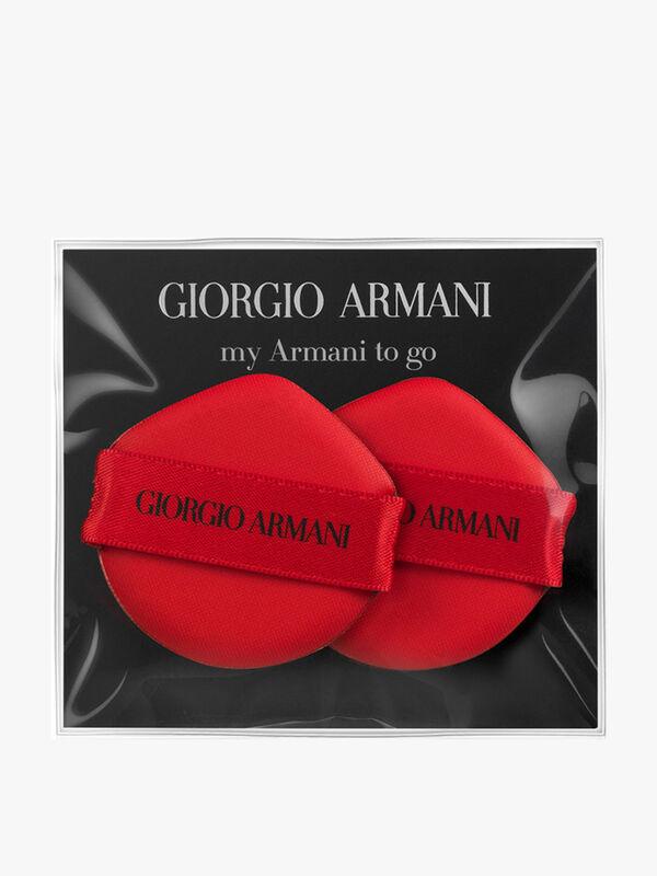 My Armani To Go Sponge x 2