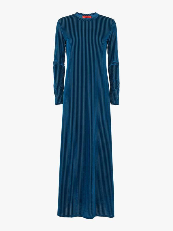 Pralina Velvet Column Dress