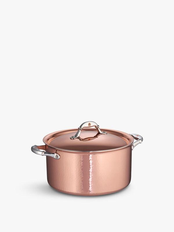 Ruffoni Symphonia Copper Stockpot
