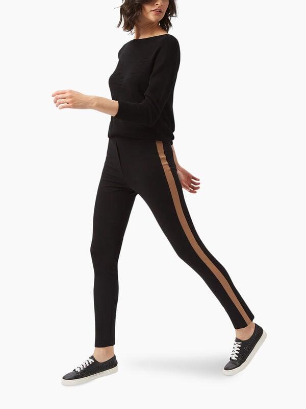 Side Stripe Cronos Trousers